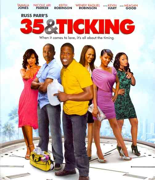 35 AND TICKING BY HART,KEVIN (Blu-Ray)