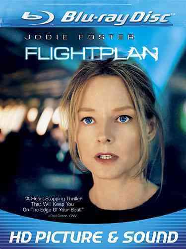 FLIGHTPLAN BY FOSTER,JODIE (Blu-Ray)