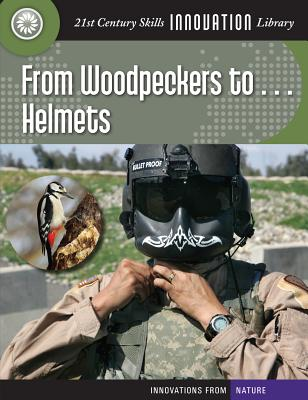 From Woodpeckers To... Helmets By Gregory, Josh